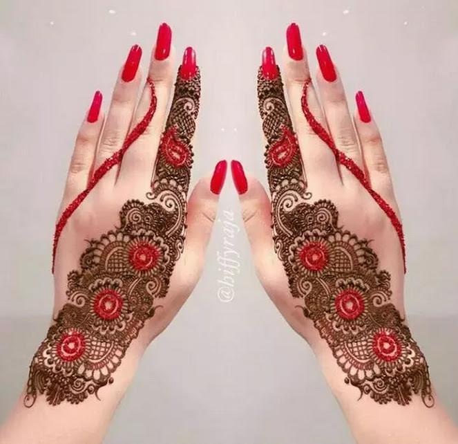 Latest Eid Mehndi Designs for hands