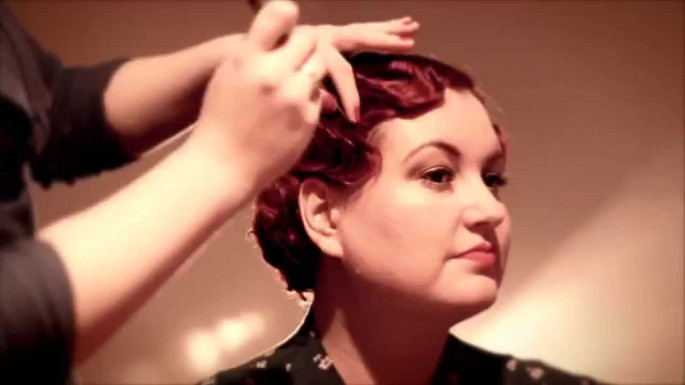 Marcel Waves Hairstyles for Women Over 60s