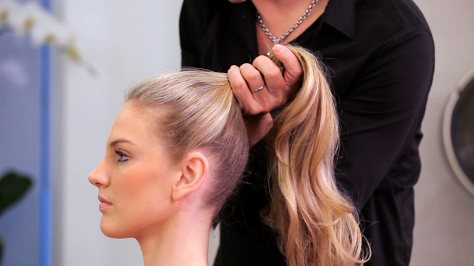 High Ponytail Braided Hairstyles for Women