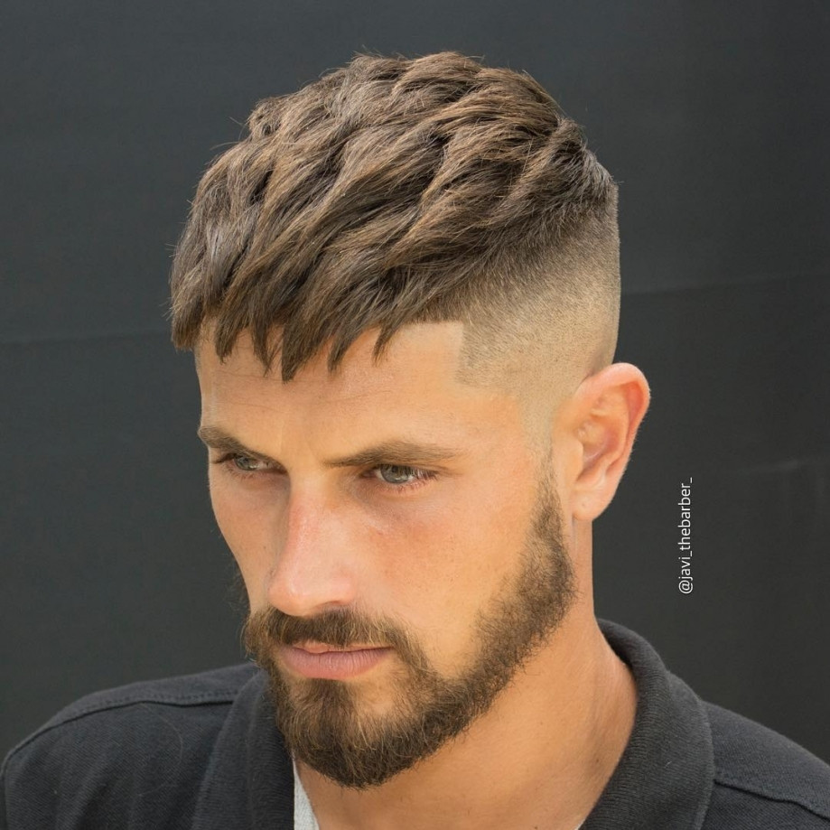 43+ Trendy Short Hairstyles for Men with Fine Hair - Sensod