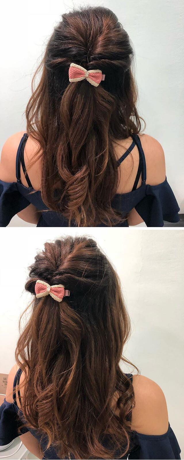 Easy Everyday Hairstyles for Medium Hair on Sensod - Sensod