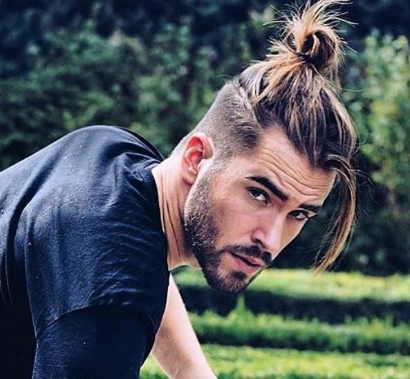 102 Winning Looks long hairstyles for men on Sensod - Sensod