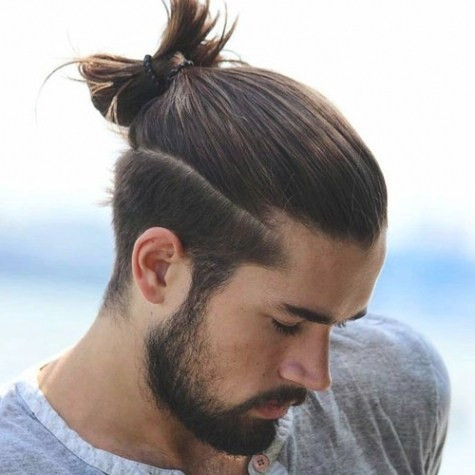102 Winning Looks long hairstyles for men on Sensod - Sensod