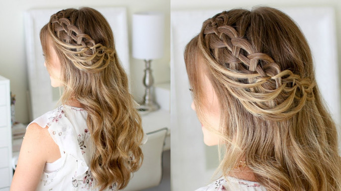 Four Strand Braid Wavy Hairstyles For Bob You Will Love