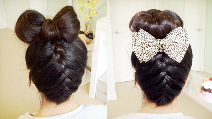 Minimouse Hair Bow Little Girls' Hairstyles For Your Princess