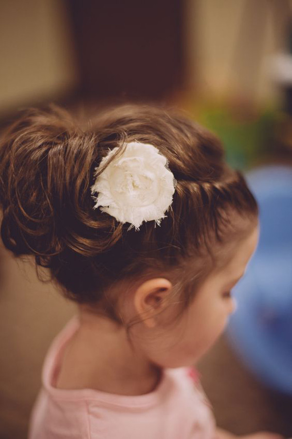 Simple Loose Braid Little Girls' Hairstyles For Your Princess