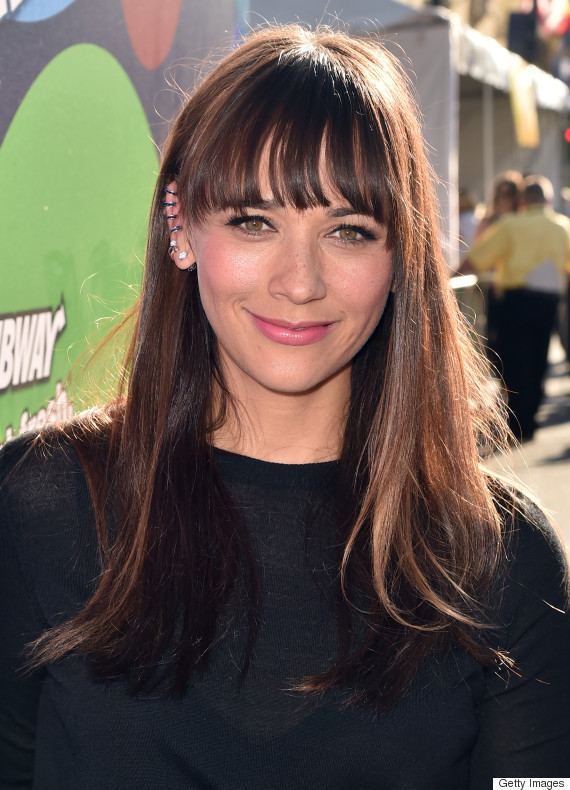 Grow Out Great Hairstyles with Bangs in 2018