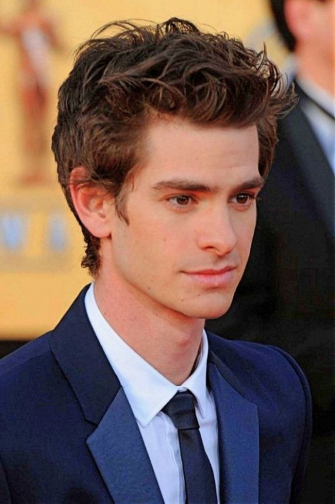 Messy Medium Length Hairstyles For Men