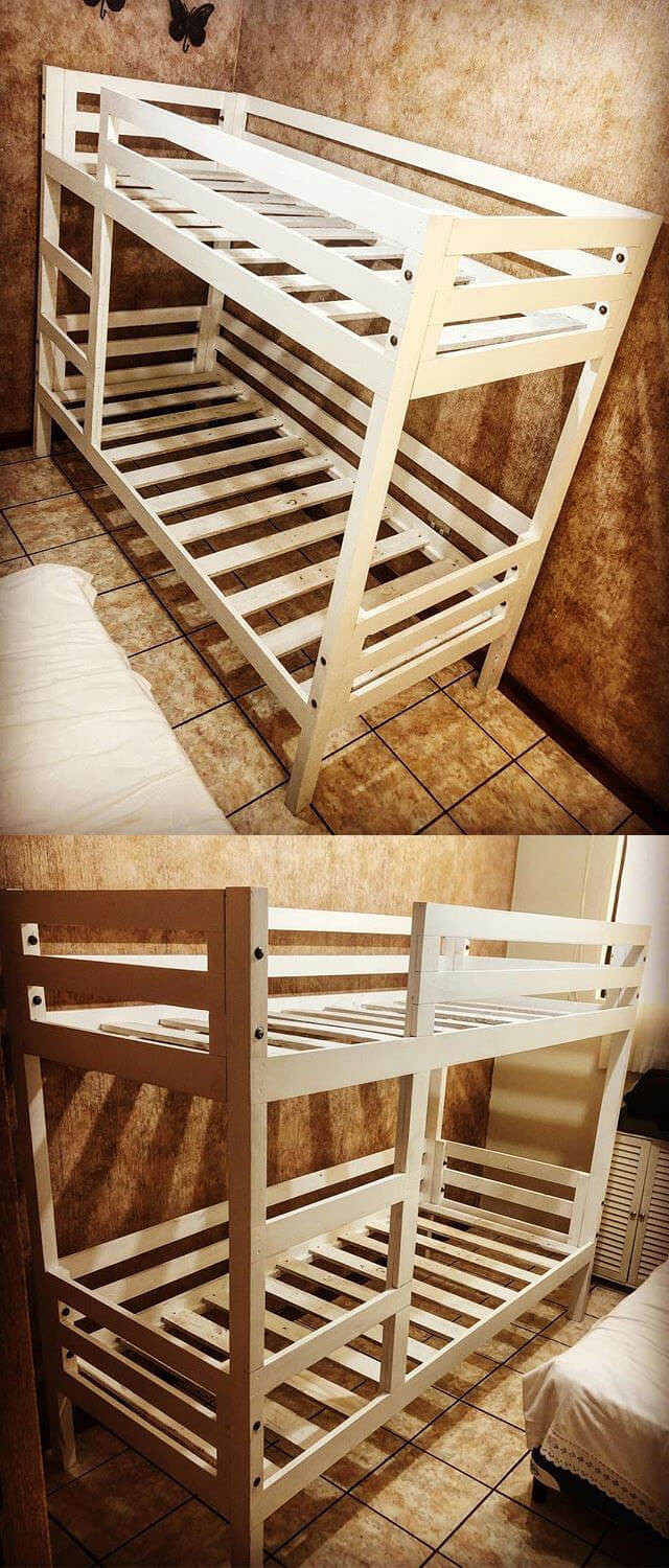 Pallet bed ideas