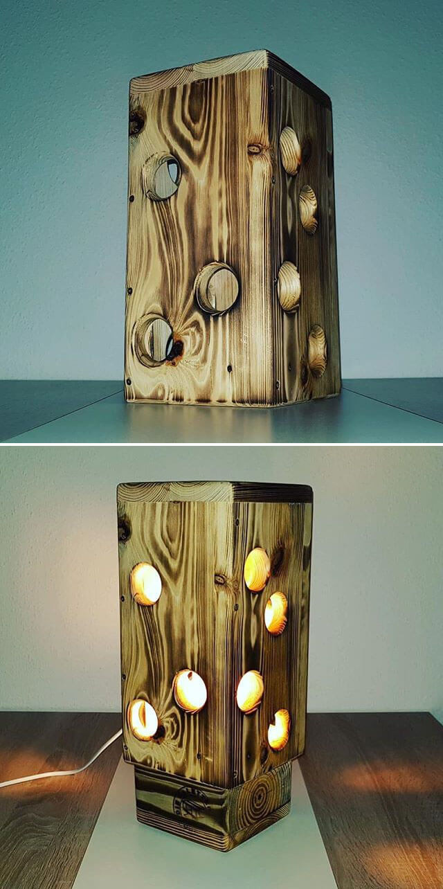 Pallet crafts art