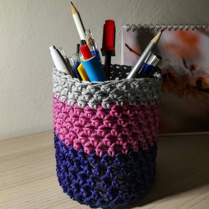 Appealing Single Crochet Floor Covering