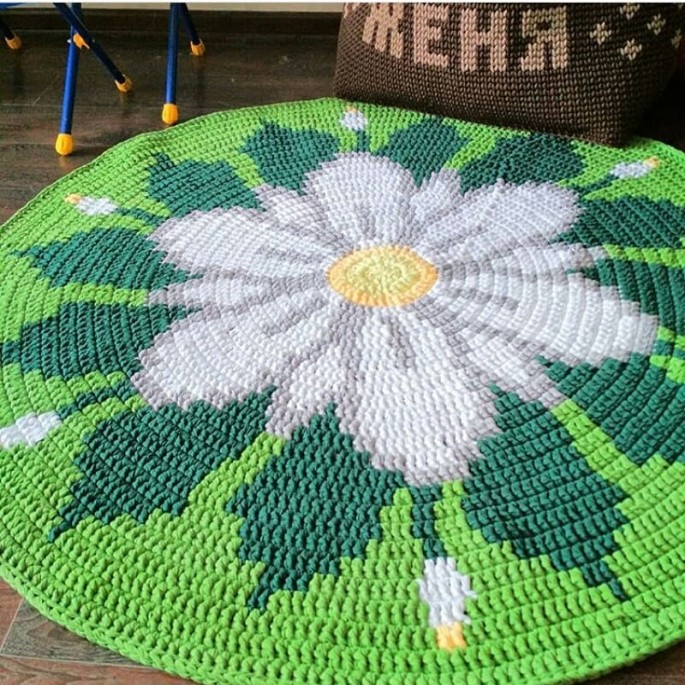 Colorful Crochet Designs To Attract People
