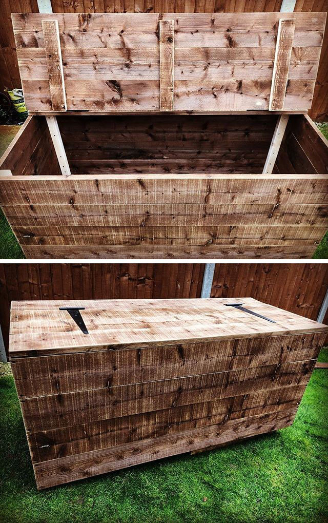 41+ Creative Ways to Upcycle Indoor and Outdoor Pallet Projects