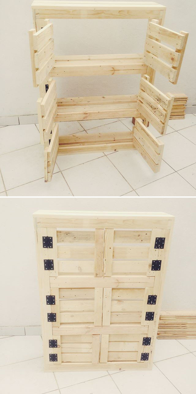 Fabulous 33+ Wood Pallet Wall Projects Ideas