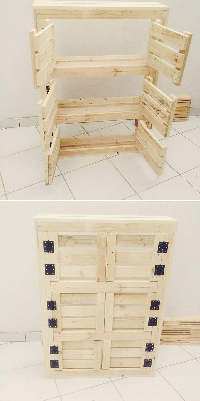 Fabulous 33+ Wood Pallet Wall Projects Ideas