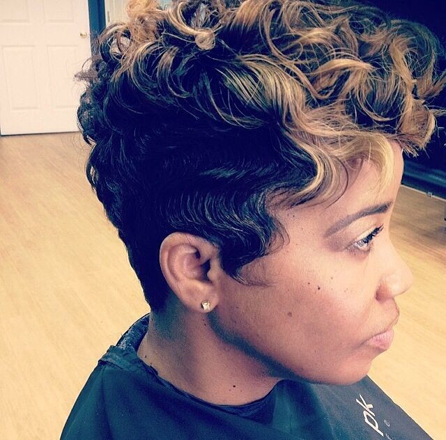 Hairstyle Womens: 37+ Trendy Short Hairstyles For Black Women
