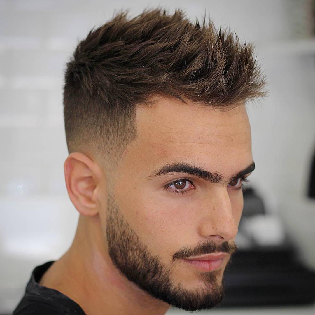 45+ Best Short Hairstyles for Men - Sensod