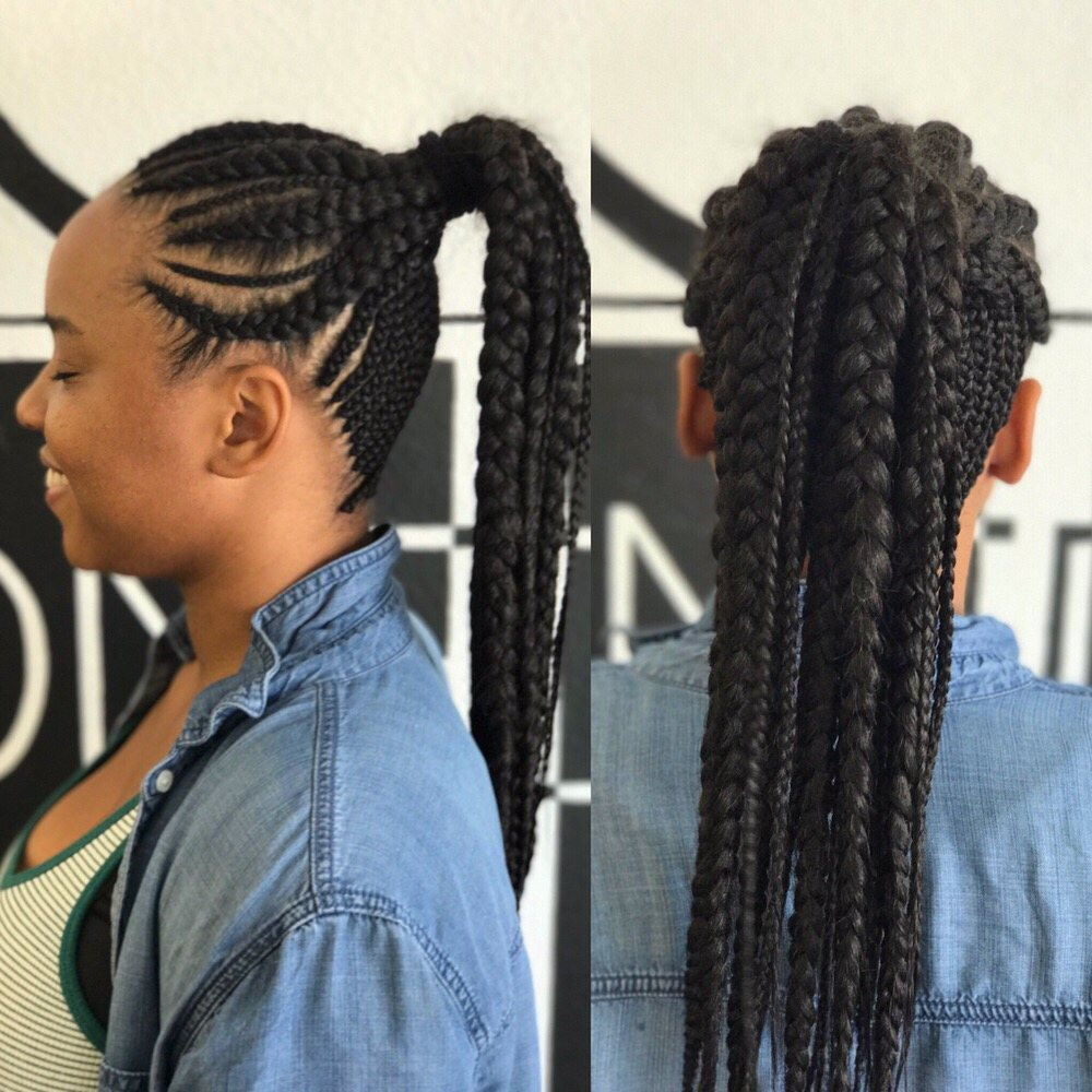 53+ Unique Braids And Braided Hairstyles For Women