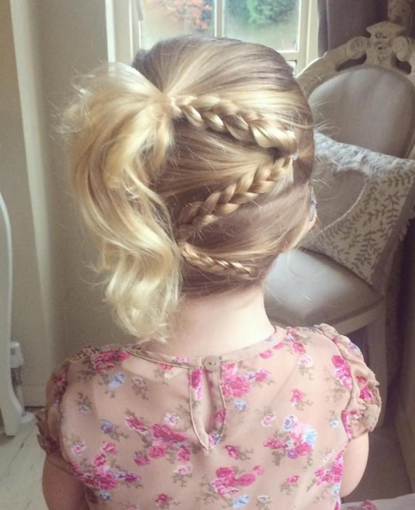 31 Incredible Adorable Little Girls Hairstyles For Your Princess
