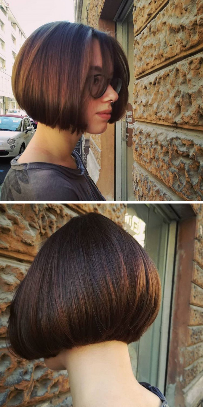 21+ Gorgeous Hairstyles for Women with Short Hair