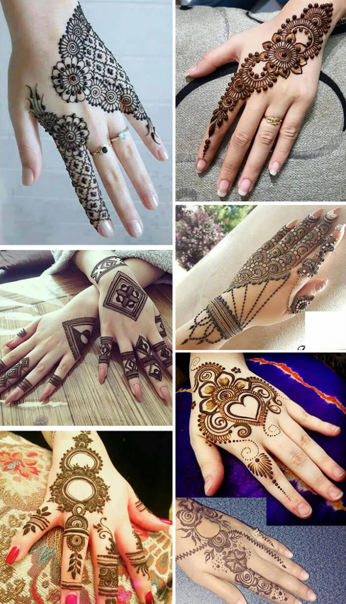 101+ Traditional Mehndi Designs for Hands and Arms