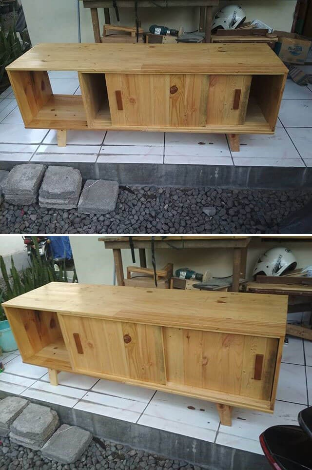 best pallet tv stand ideas
