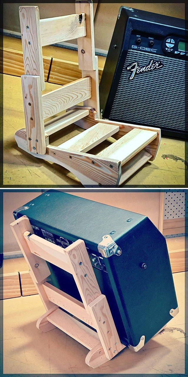 Pallet rack projects