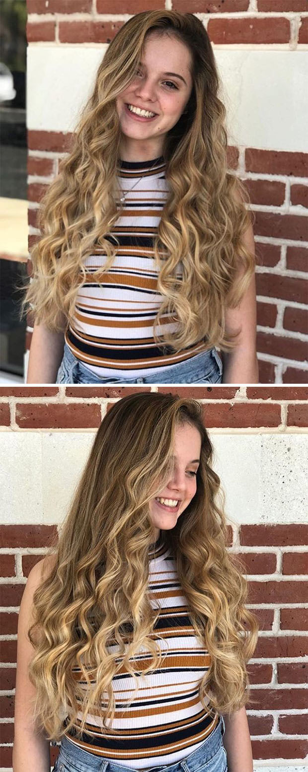 Long braided hairstyles for women
