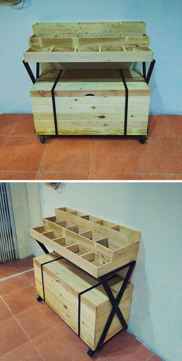 pallet furniture project ideas