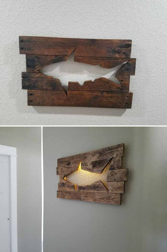 Modern Woodworking Project Ideas Made From Pallet