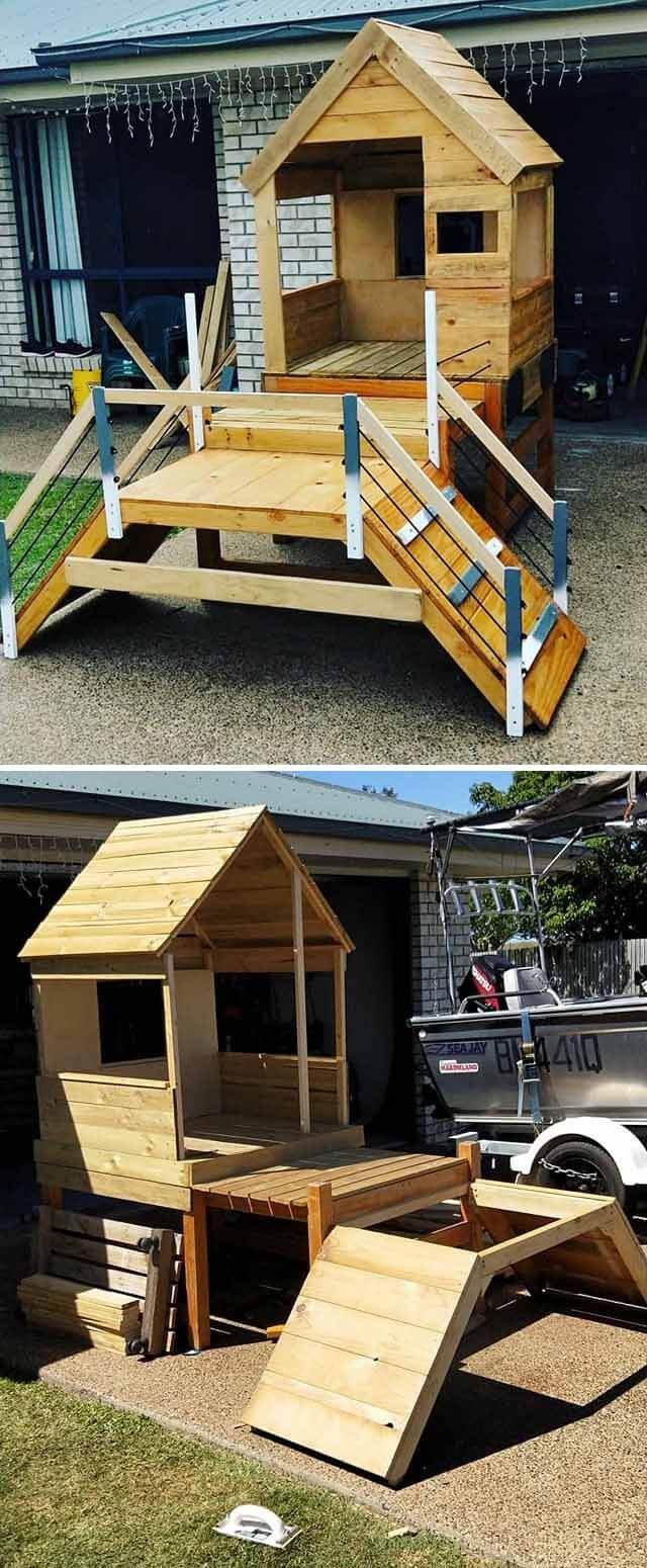 43+ Profitable Wooden Pallet Projects Ideas