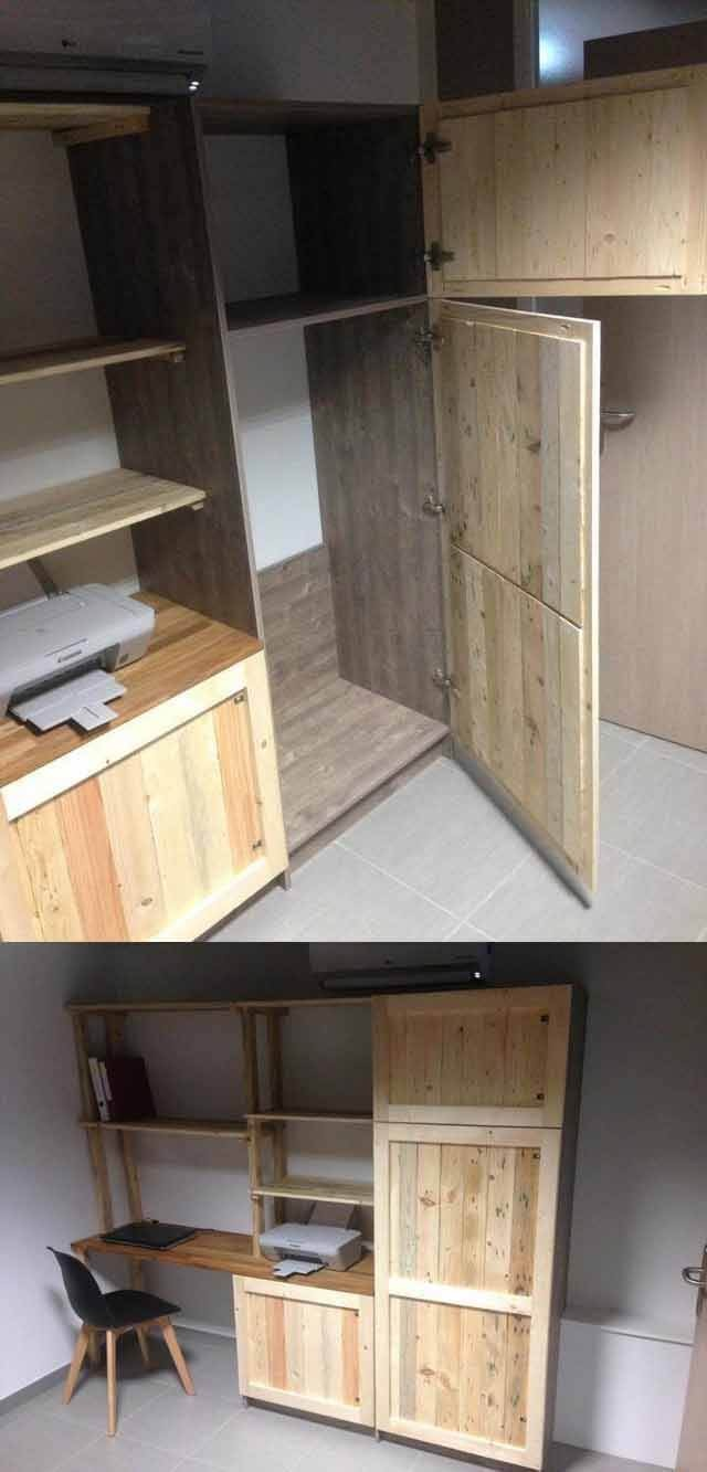Profitable Wooden Pallet Projects Ideas