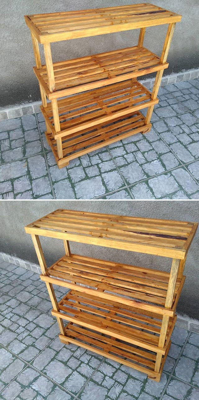 Pallet desk ideas
