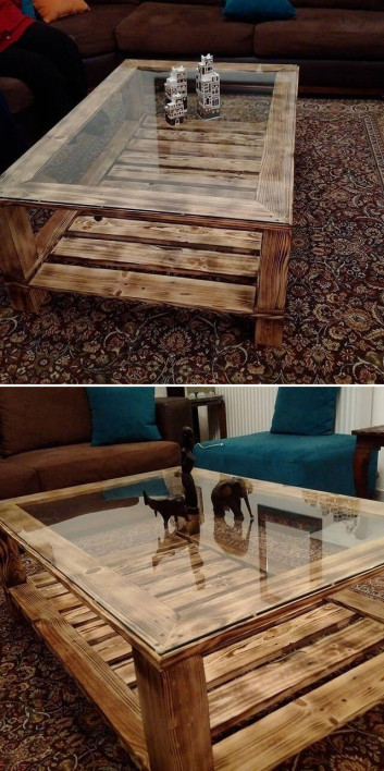 71+ Pallet Coffee Table & Other Projects 2019