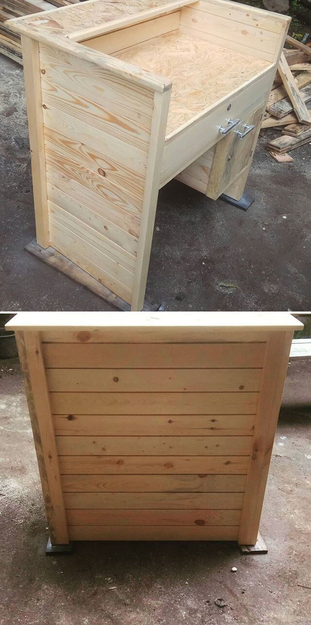 pallet table ideas on sensod