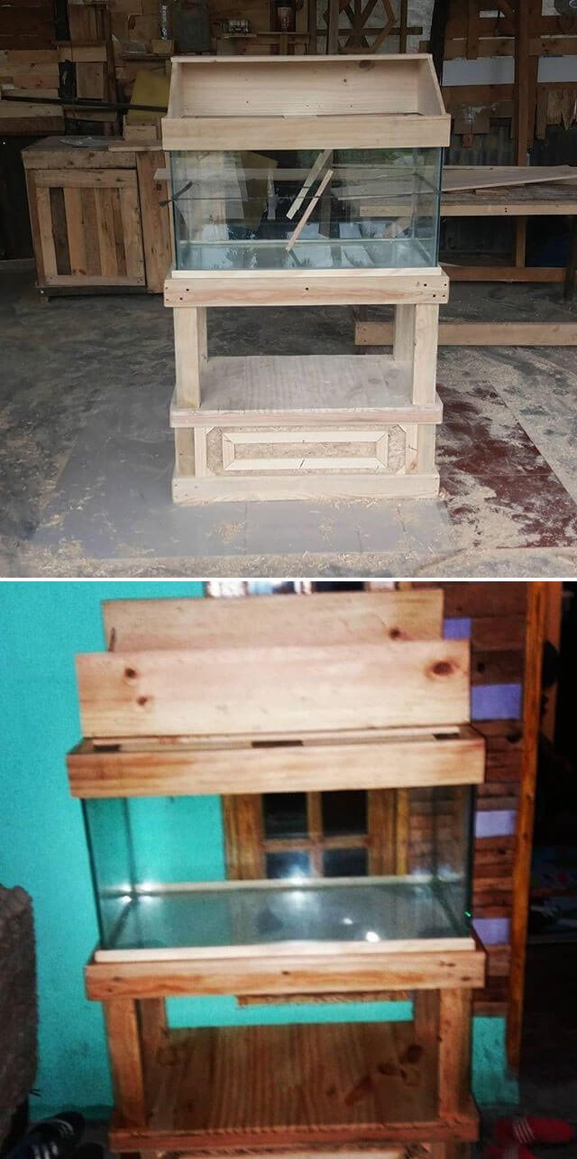 unique pallet project ideas