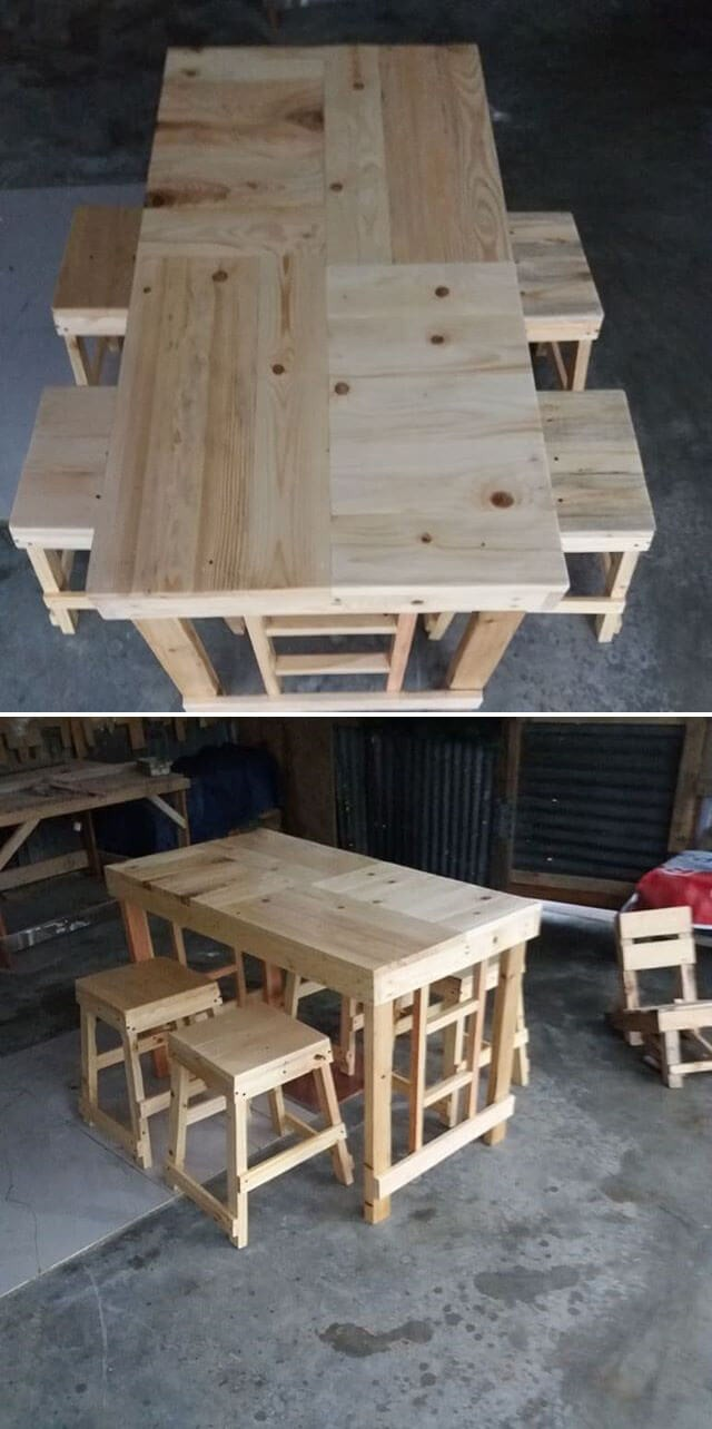 pallet table ideas on sensod
