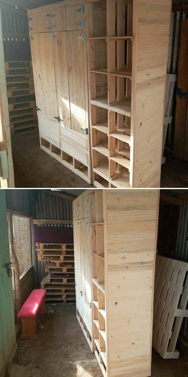 Top 39+ Rustic DIY Pallet Furniture Ideas