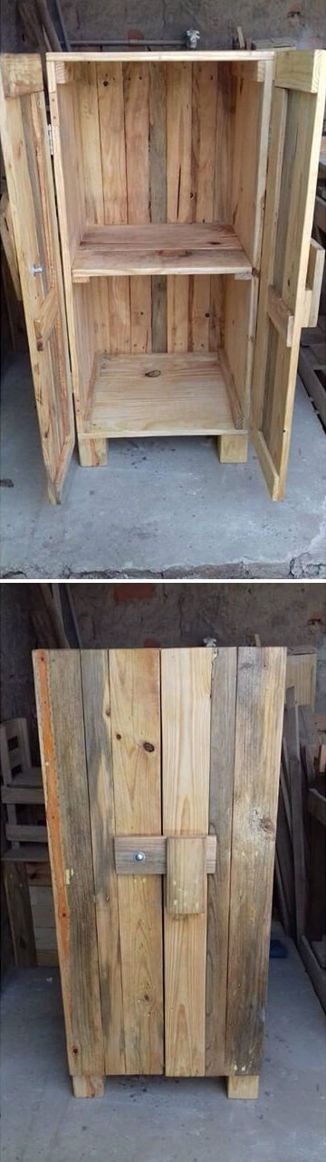 easy pallet project ideas