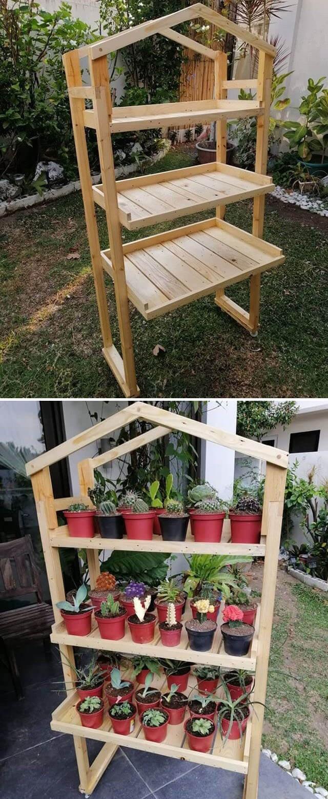 outdoor pallet decor ideas