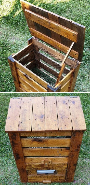 34+ Upcycle Pallet Sitting Furniture Projects