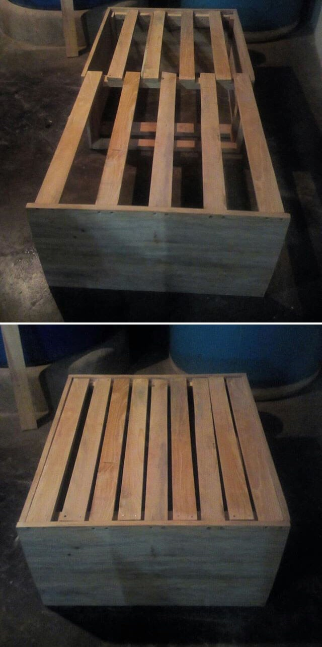 unique pallet furniture ideas