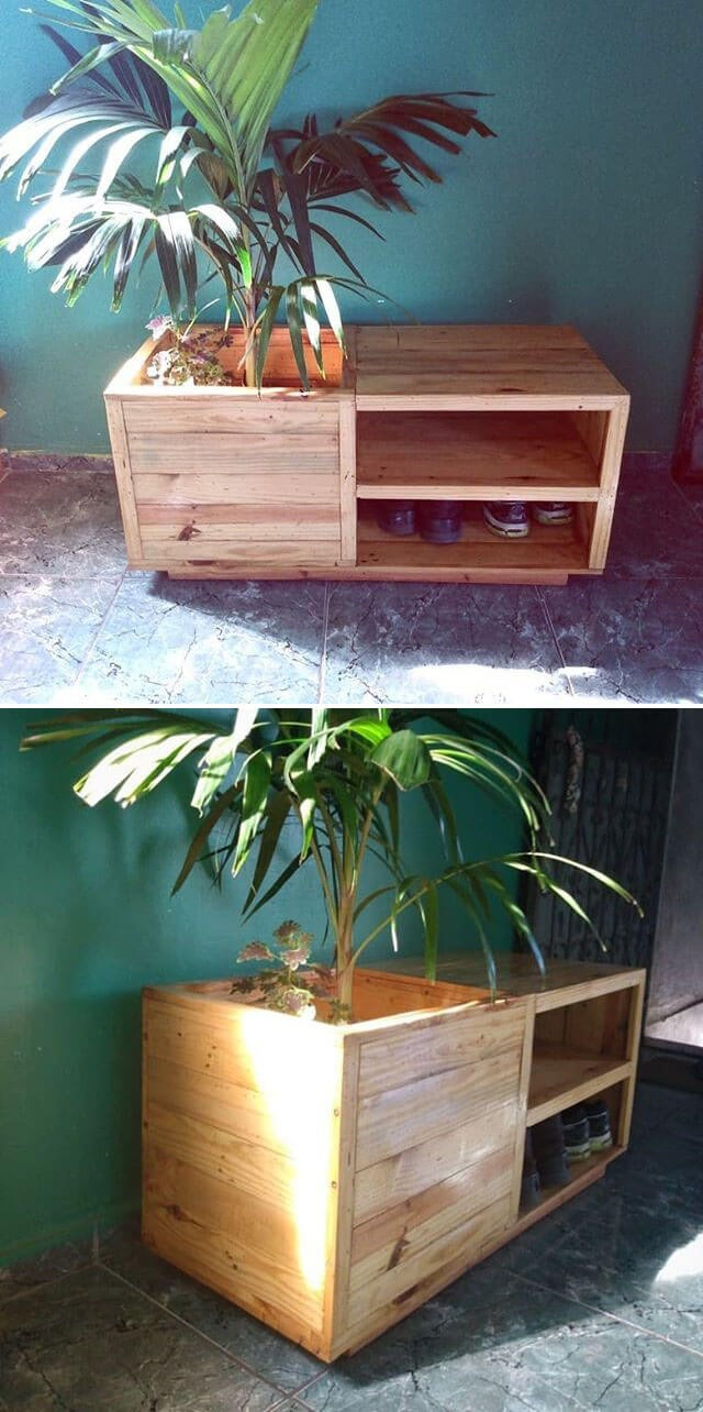 Unbelievable Amazing Pallet Side table Projects