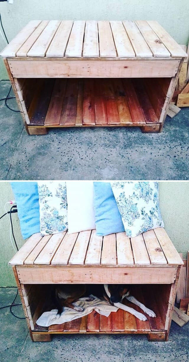 Unbelievable Amazing Pallet wood table