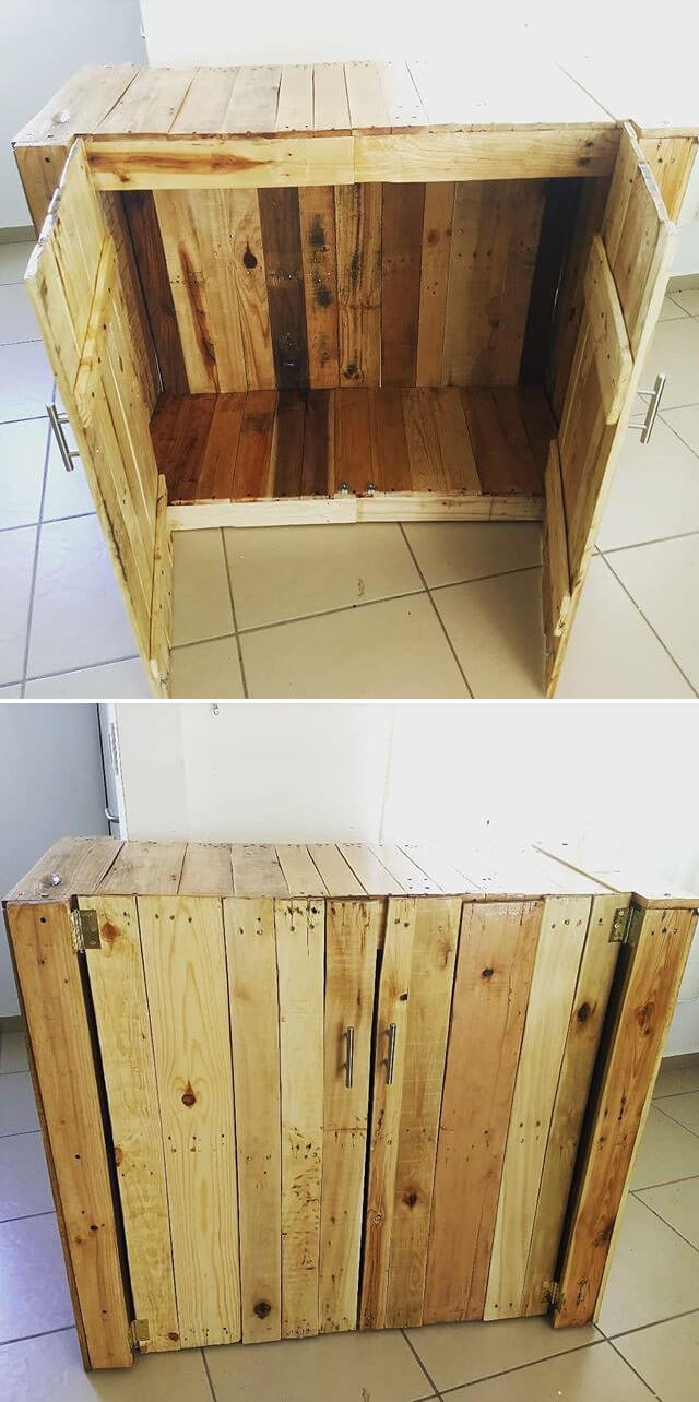 Unbelievable Amazing Pallet side table