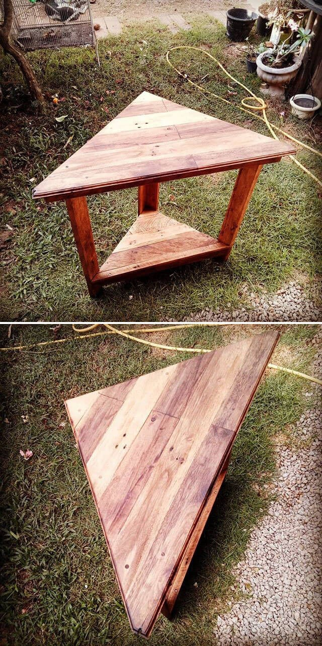 One Level Up Pallet Projects Ideas on Sensod