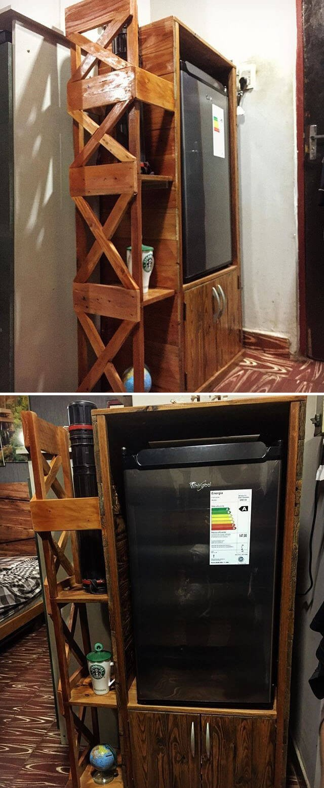 One level up pallet project ideas