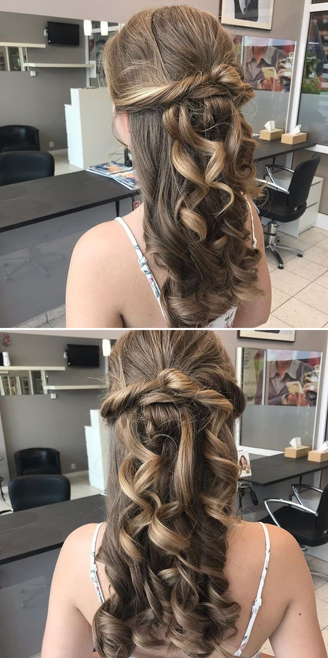 Bridal long long braided hairstyles for women