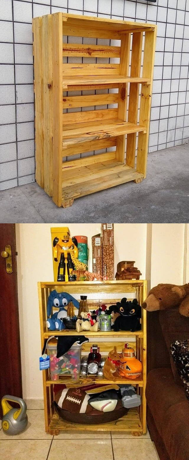 27 Unbelievable Amazing Pallet Furniture Projects