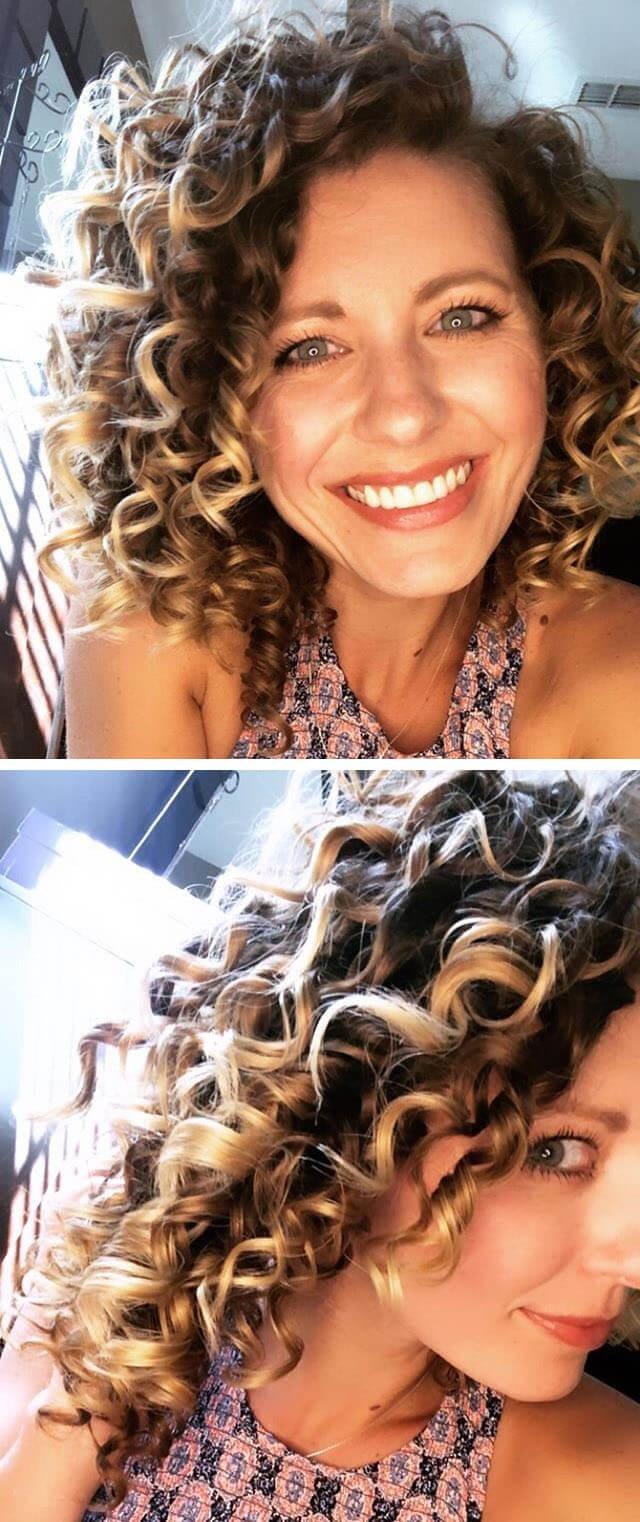 Stylish Black Short Curly Hairstyles